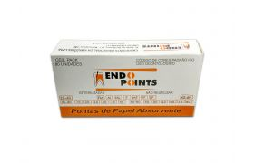 CONE PAPEL 45 CELL PACK ENDOPOINTS